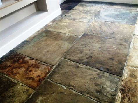 cleaning and polishing tips for sandstone floors