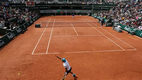 Roland Garros Is Getting Increasingly Creative On Its