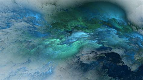Wallpaper Clouds, 4k, 5k Wallpaper, 8k, Abstract, Blue