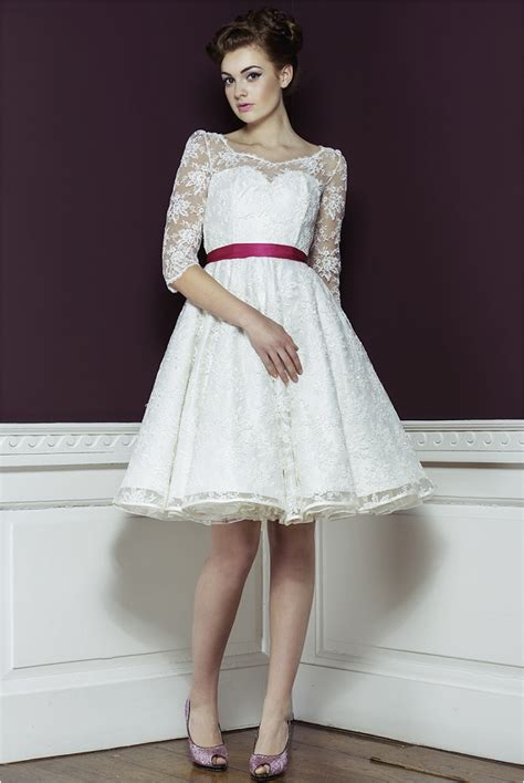 Wedding Dresses 2014: 50s Style Oh My Honey