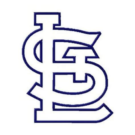 st louis cardinal logos cliparts co