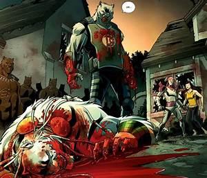 Comic Rack – Astounding Wolf-Man #25 — dadsbigplan