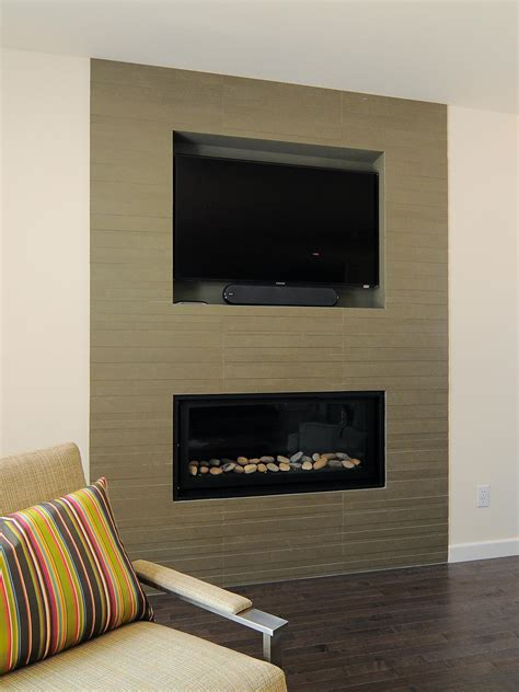 tv and fireplace photo page hgtv