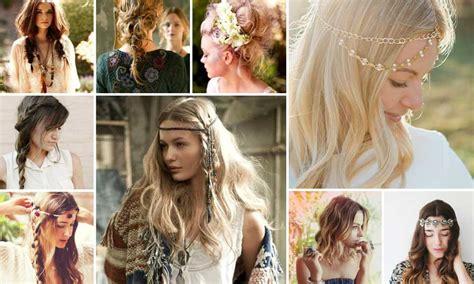 beautiful bohemian hairstyles youll