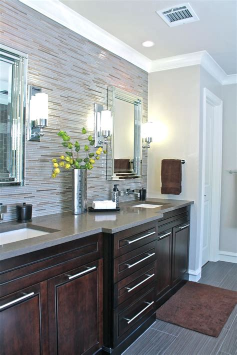 bahtroom contemporary bathroom with calm vanity color on