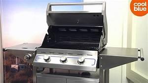 Patton Patio Chef 3 Burner