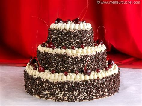 black forest wedding cake illustrated recipe