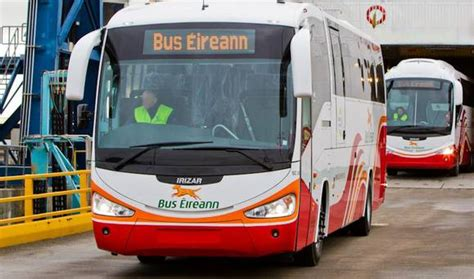 donegal bus eireann drivers  return  work  recommendation considered