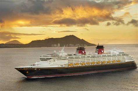 Disney Cruise Line Heading Back To Hawaii West Coast And Galveston