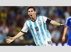Hometown of Barcelona's Lionel Messi in Argentina bans