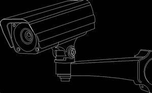 Camera Cctv DWG Block for AutoCAD • Designs CAD