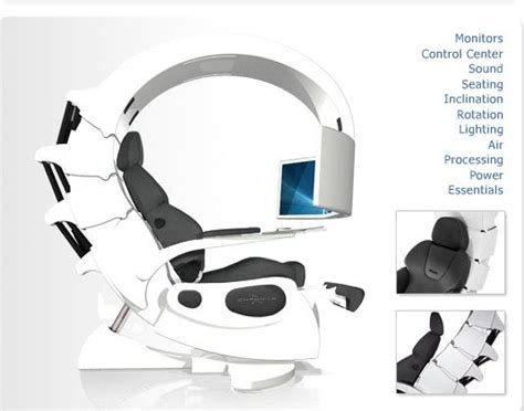 The Emperor Pc Gaming Chair by Emperor Gaming Chair Dear Santa Futuristic Things