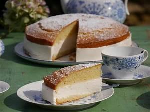 Vegane Rezepte Kuchen : veganer zitronenkuchen mit vanille creme jetzt das rezept testen ~ Frokenaadalensverden.com Haus und Dekorationen