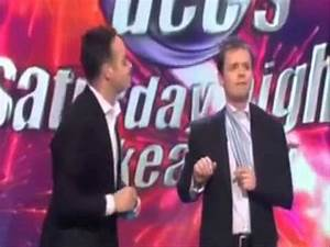 Easter Egg...Ant and Decs Saturday Night Takeaway - YouTube