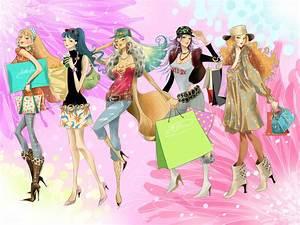 Girl Fashion s wallpaper | 1024x768 | #7800
