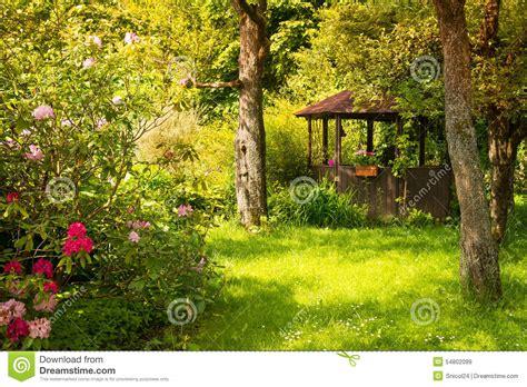 Jardim Mágico Foto De Stock  Imagem 54802099