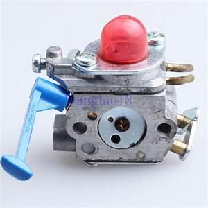 Carburetor Fuel Air Filter F Husqvarna 124l 125l 125ld