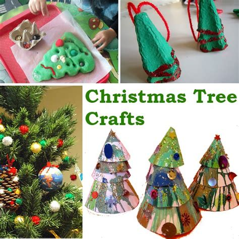 crafts for preschoolers 636 | Christmas Tree Craft