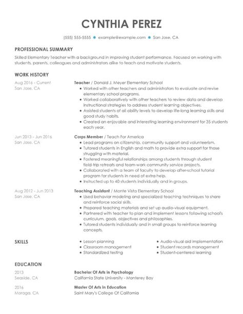 resume formats  guide   format