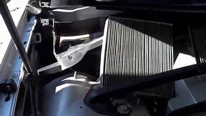 How To Replace The Cadillac Cabin Filter