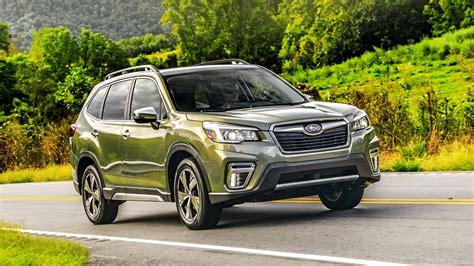 subaru forester  drive review automobile magazine