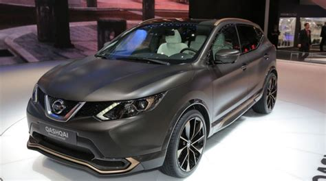 nissan qashqai  redesign price  release date