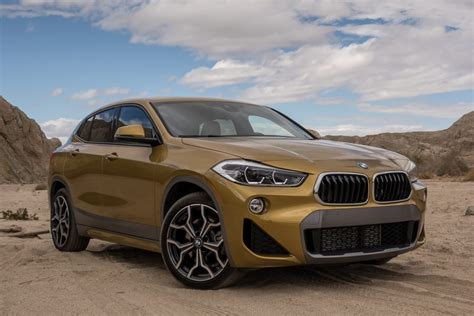 First Drive 2018 Bmw X2 Makes A Better Second Impression