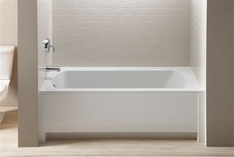 tiled shower shelf ideas lawson 5 39 alcove bath create the impression of custom
