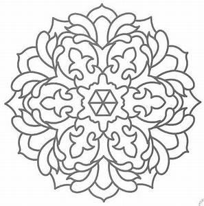 Free Printable Mandala
