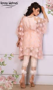 Pink Pearl Embroidered & Embellished Outfit   Embellished ...