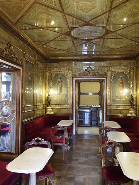 You can almost feel the atmosphere through the pictures. The World's Three Most Beautiful Classic Coffee Shops