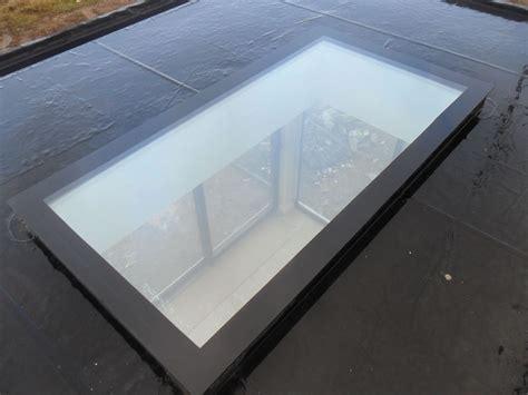Roof Lights by Flat Slimline Roof Lights Slimline Glazing Aluminium