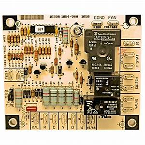 Defrost Control Board Onetrip Parts U00ae Direct Replacement For York Coleman Evcon Luxaire S1