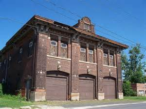 Abandoned Fire Station