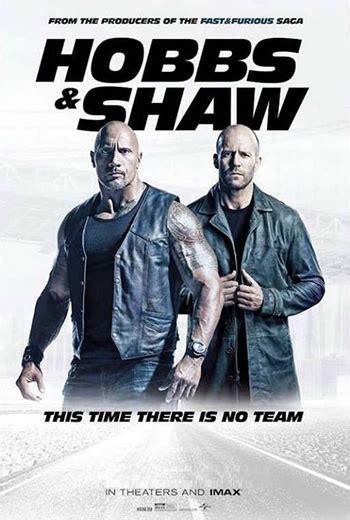hobbs  shaw   trailer release date cast