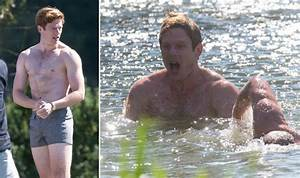 Grantchester series 2: James Norton STRIPS OFF for river ...