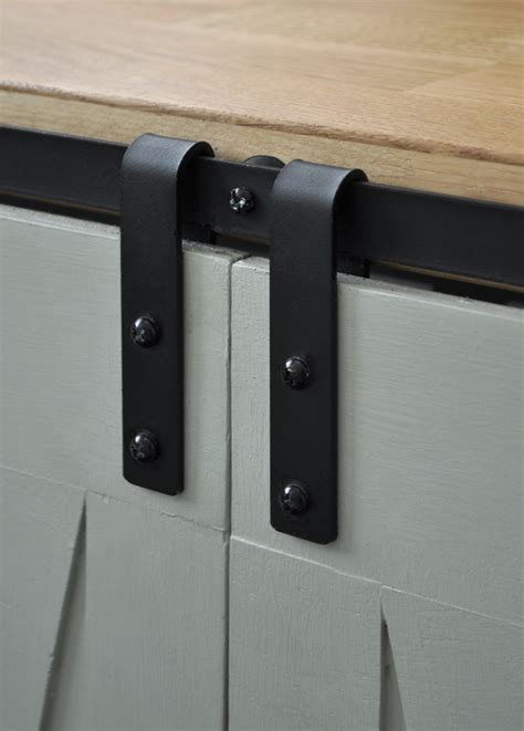 mini barn door hardware for cabinets the painted hive diy mini barn doors a complete tutorial