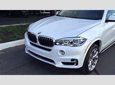 2016 BMW X5 X Line VS Luxury Line YouTube