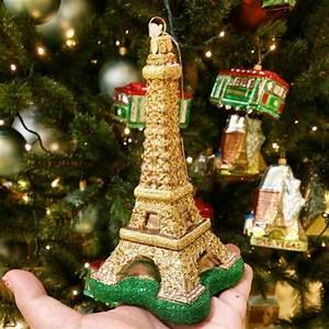 Tour Eiffel Deco : le p re no l est rive gauche le blog d 39 eamimi ~ Teatrodelosmanantiales.com Idées de Décoration