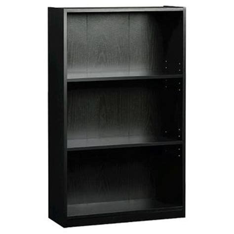 target room essentials bookcase room essentials 3 shelf bookcase black from target