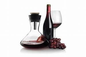 Carafe A Vin : carafe avec a rateur de vin rouge aerato accessoire vin innovmania ~ Teatrodelosmanantiales.com Idées de Décoration