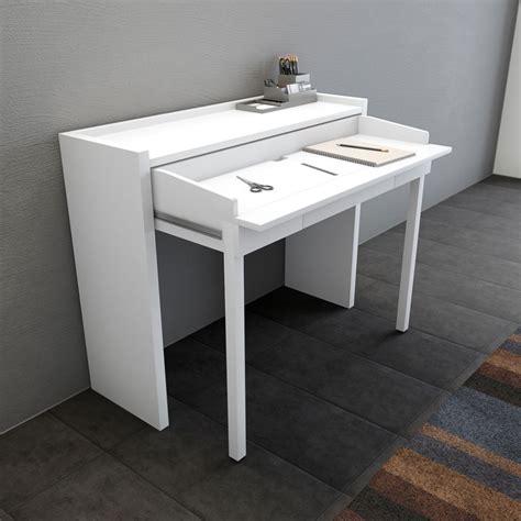 bureau extensible bureau console extensible 2 en 1 ugo bureau console 1
