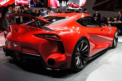 toyota supra exterior styling performance price