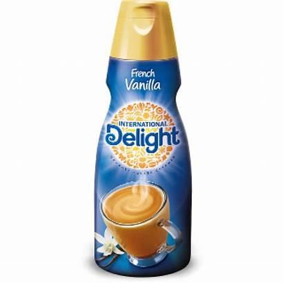 Delight Vanilla French International Creamer Coffee Oz