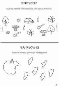 Jeux Enfant 4 Ans : jeux imprimer pour enfants de 4 6 ans page3 turbulus ~ Dode.kayakingforconservation.com Idées de Décoration