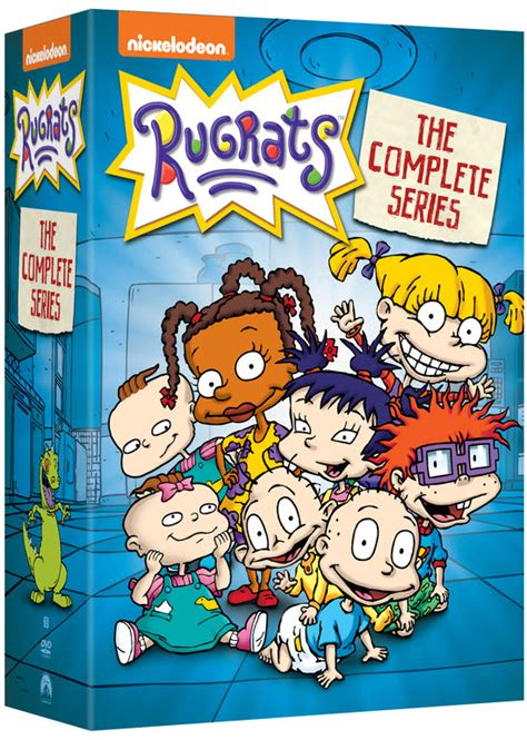 Rugrats: The Complete Series Arrives to DVD May 18   the ...