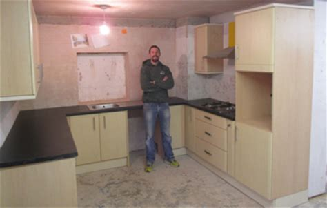 kitchen design and fitting 10 day kitchen fitting course construction skills college 4388