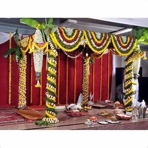 Wedding Flower Decoration Services In Durgapur, West