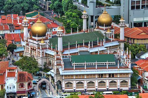 filesultan mosque  kampong glam singapore