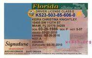 1000 images about driver license templates photoshop With florida drivers license template